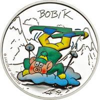 Cook Island - Čtyřlístek - Bobík