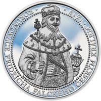 Korunovace Fridricha Falckého českým králem - stříbro Proof