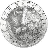 Mince ČNB - 2019 - 2000 Kč Zavedení československé koruny