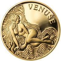 Venuše zlato 2 Oz Proof