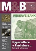 časopis Mince a bankovky č.1 rok 2012