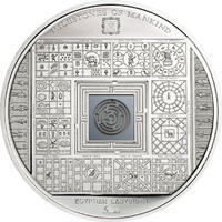 2016 Cook Islands - Milestones of Mankind - Ag Proof