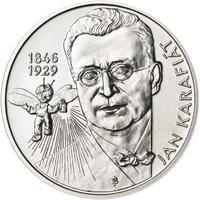 Jan Karafiát - Broučci - stříbro malá b.k.