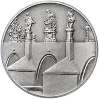 Patina - Pražské dukáty - 1 dukát - Karlův most Ag