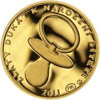 2011 - Dukát k narození dítěte, ročník 2011