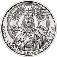 2013 - b.k. - Svatováclavské dukáty - 5 dukát Ag