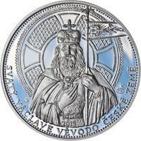 2013 - Proof - Svatováclavské dukáty - 10 dukát Ag
