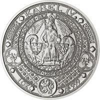 Nejkrásnější medailon II. - Královská pečeť b.k.