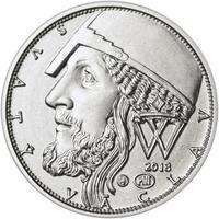 2013 - b.k. - Svatováclavské dukáty - 1 dukát Ag