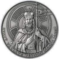 2014 - patina - Svatováclavské dukáty - 10 dukát Ag