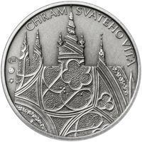 Patina - Pražské dukáty - 2 dukát - Chrám sv. Víta Ag