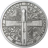 2015 - patina - Svatováclavské dukáty - 1 dukát Ag