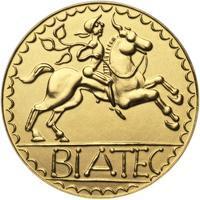 Biatec - 10 dukát Au b.k.