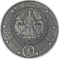 Nejkrásnější medailon II. - Královská pečeť Patina