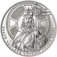 2015 - b.k. - Svatováclavské dukáty - 10 dukát Ag