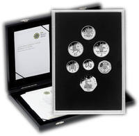 2008 Emblems of Britain Silver Proof Set