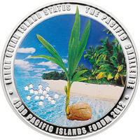 2012 Cook Island - Pacific Islands Forum Proof