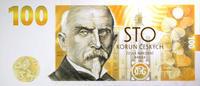 Pamětní bankovka 100 Kč - 2019 Alois Rašín