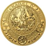 1 kg ražby Pražské mincovny