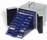 Mincovní kazety MBS + kufříky