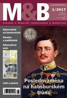 časopis Mince a bankovky č.1 rok 2017