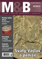 časopis Mince a bankovky č.4 rok 2013