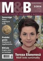 časopis Mince a bankovky č.3 rok 2014