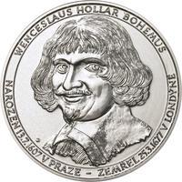 b.k. - 400 let od narození Václava Hollara a 330 let od jeho úmrtí