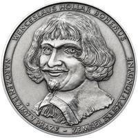Patina - 400 let od narození Václava Hollara a 330 let od jeho úmrtí