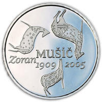 2009 100th Anniversary of Zoran Music Ag Proof