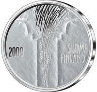 2009 200 Years State of Council Silver Proof