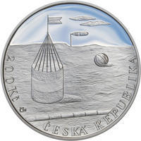 Mince ČNB - 2012 Proof - 200 Kč Kamil Lhoták