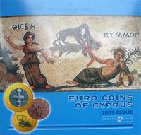 2009 Cyprus Mint Set Unc.