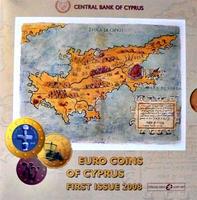 2008 Cyprus Mint Set Unc.