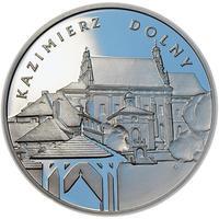 2008 City Kazimierz Dolny Ag Proof