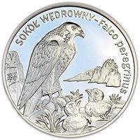 2008 Falcon Silver Proof