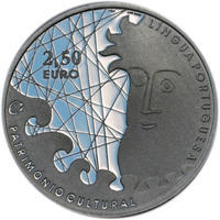 2009 Europa Star - Portuguese Language Ag Proof