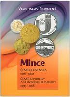 Katalog mincí Československa, ČR a SR 1918-2018