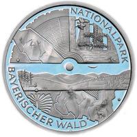 2005 Bayerischer Wald Silver Proof