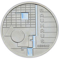 2004 Bauhaus Design Silver Proof