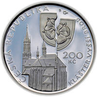 Mince ČNB - 2011 b.k. - 200 Kč  Petr Vok z Rožmberka