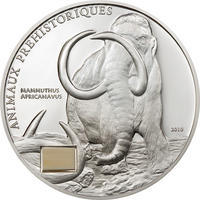 2010 COTE D´IVORE - Mammuthus Africanavus Ag