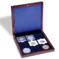 Dárkové dřevěné etue na mince HM ETUI 23