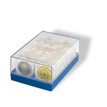 Box na papírové rámečky na mince