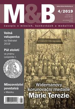časopis Mince a bankovky č.4 rok 2019