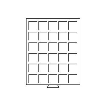 Mincovní kazeta MB30 - 1