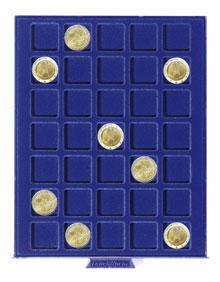 Mincovní kazeta MBS 35