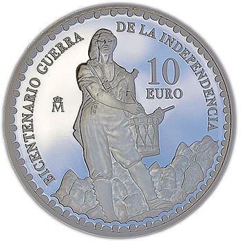 2008 Edict of the Mayors of Móstoles Proof  - 1