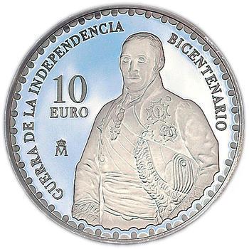 2008 General Castanos Proof  - 1