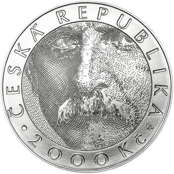 Mince ČNB - 2019 - 2000 Kč Zavedení československé koruny - 1